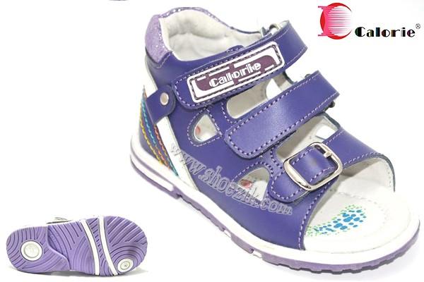 Босоніжки Калорія Для дівчинки HC2002-3Z