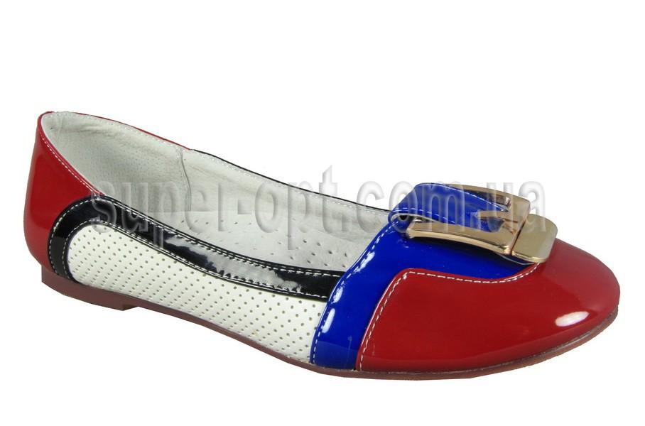Шкільні туфлі B&G для дівчинки NY13A-5301