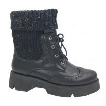Стильні черевики B&G для дівчинки KK170-306
