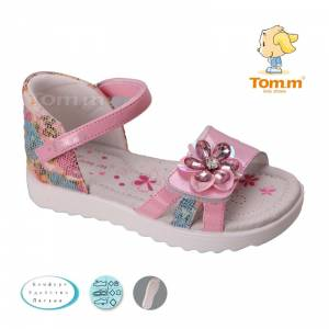 Босоніжки Tom.m Для дівчинки 3151B
