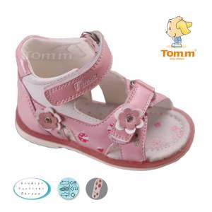 Босоніжки Tom.m Для дівчинки 3226A