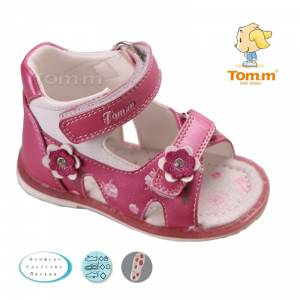 Босоніжки Tom.m Для дівчинки 3226C