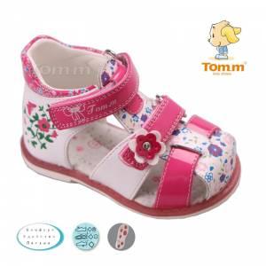 Босоніжки Tom.m Для дівчинки 3232C