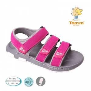 Босоніжки Tom.m Для дівчинки 3311B