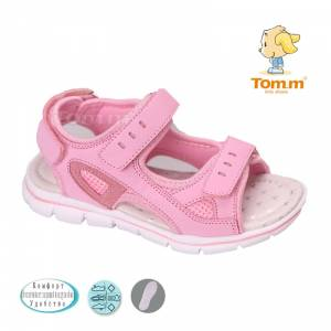 Босоніжки Tom.m Для дівчинки 3320F