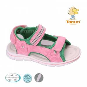 Босоніжки Tom.m Для дівчинки 3321F