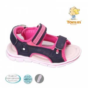 Босоніжки Tom.m Для дівчинки 3321W
