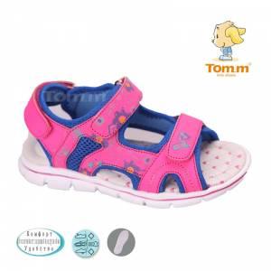 Босоніжки Tom.m Для дівчинки 3322X