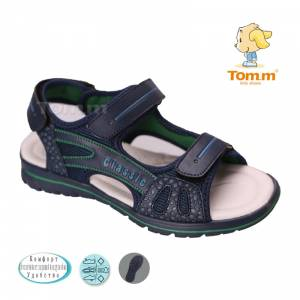 Босоніжки Tom.m Для хлопчика 3323B