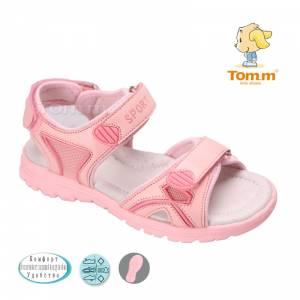 Босоніжки Tom.m Для дівчинки 3329G
