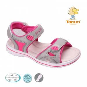 Босоніжки Tom.m Для дівчинки 3329V