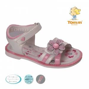Босоніжки Tom.m Для дівчинки 3352B