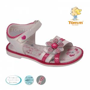 Босоніжки Tom.m Для дівчинки 3352C