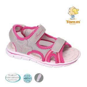 Босоніжки Tom.m Для дівчинки 3426K