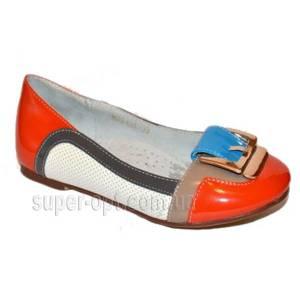 Туфлі Ельф Для дівчинки 3575-R51-1