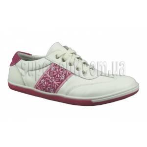 Шкіряні кросівки B&G для дівчинки BG1715-38