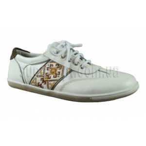 Шкіряні кросівки B&G для дівчинки BG1715-39