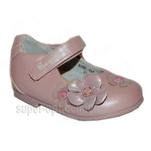 Туфлі BUDDY DOG Для дівчинки BY001-33T