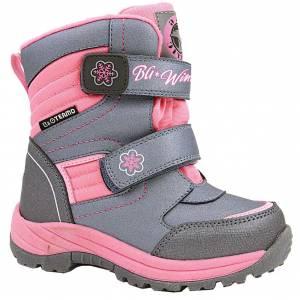 Термо взуття B&G Для дівчинки HL209-811