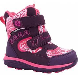 Термо взуття B&G Для дівчинки HL209-816
