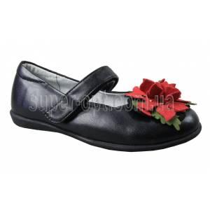 Шкільні балетки B&G для дівчинки KK216-516
