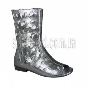 Літні чоботи для дівчинки B&G M13-0512
